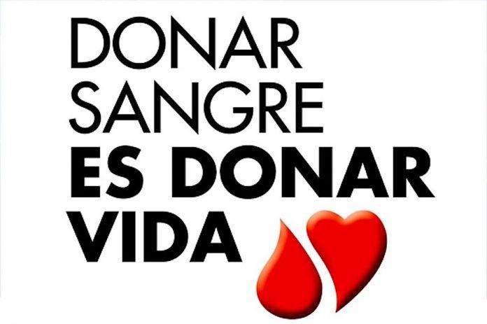 Donar sangre, es donar vida