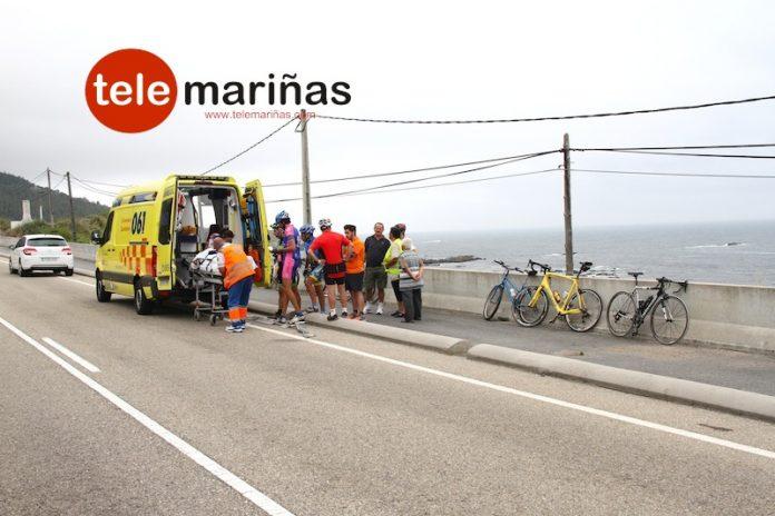 Un carril bici peligroso y una carretera aún más peligrosa