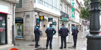 Policía Local de Baiona