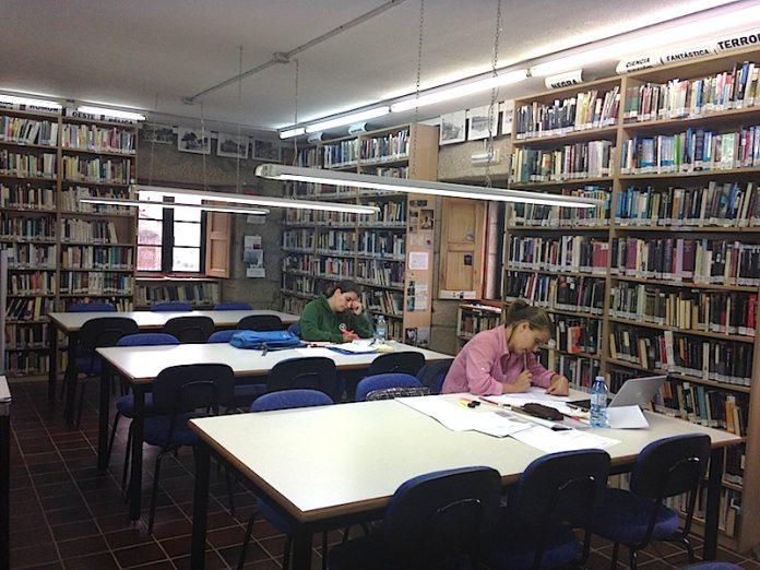 Biblioteca del Concello de Nigrán