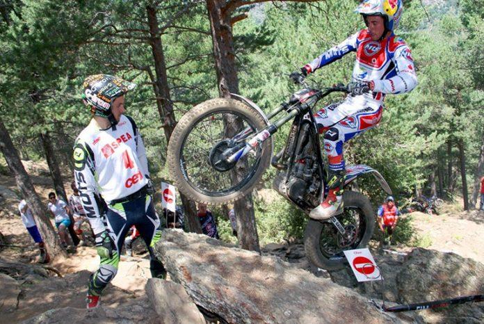 Campeonato de España de Trial en Baiona