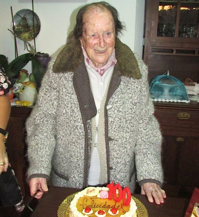 cien años María G. Portela