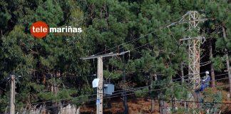 Armarios de telegestión de contadores en Mougás