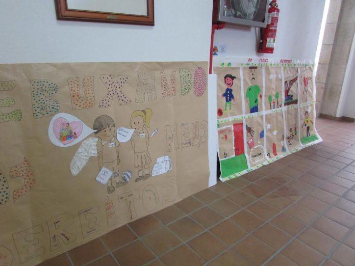 Día Universal de los Derechos de la Infancia en A Guarda