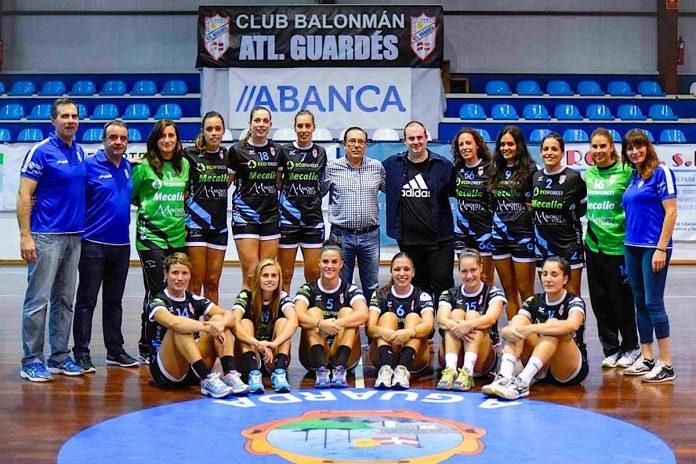 Mecalia-Atlético Guardés.