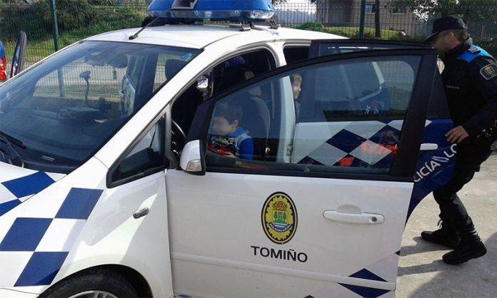 Policía Local de Tomiño