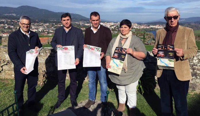 Presentación Agenda de Navidad de la Eurocidade 2015