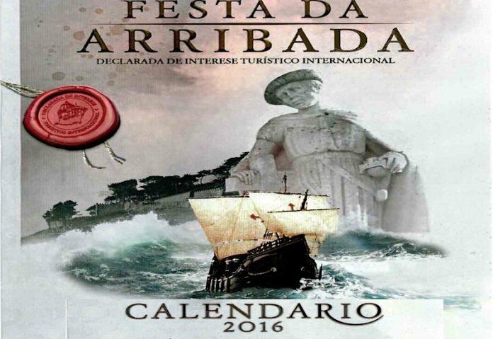 CALENDARIO DE LA ARRIBADA