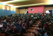 auditorio de Goián