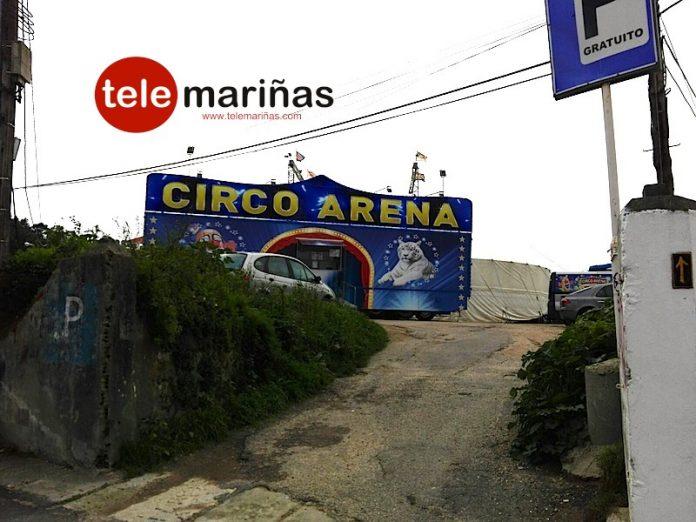 Circo Arena A Guarda