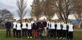 Club Ciclista Rías Baixas, Nigrán