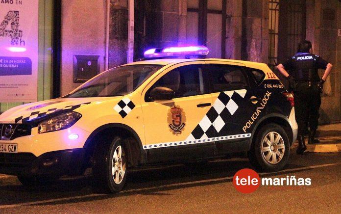 Policía Local de Nigrán