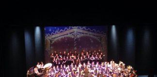 Concierto de Fin de Año en el teatro municipal de Tui