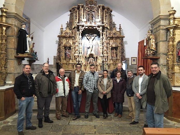 IEM en la Santa Casa de Paz y Misericordia de Baiona