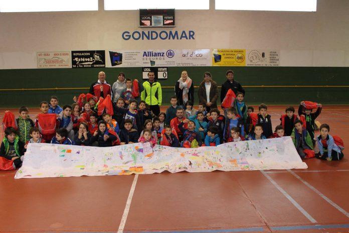 III Jornada Solidaria y Deportiva de Navidad en Gondomar