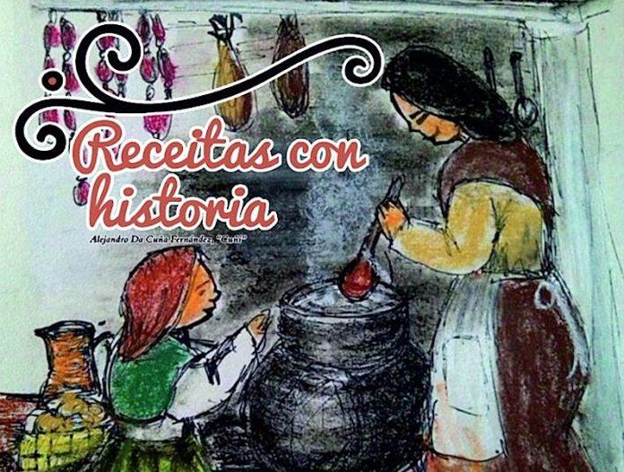 RECEITAS CON HISTORIA