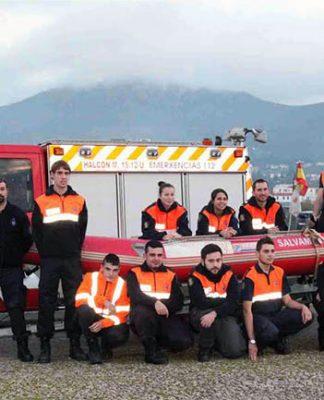 Agrupación de Voluntarios de Protección Civil de Tomiño