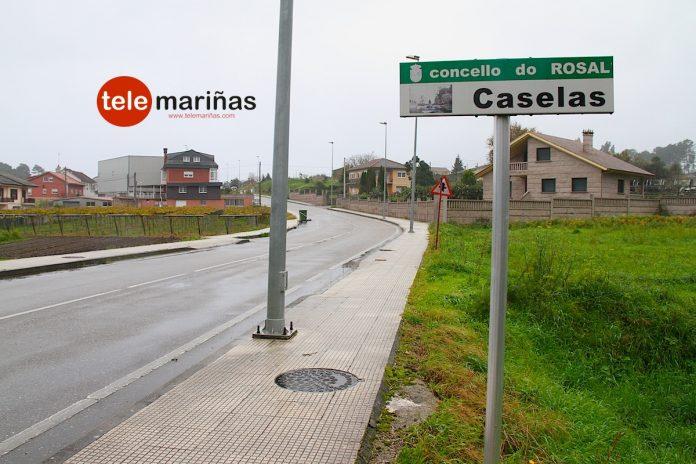 Robo en el barrio de Caselas, en el municipio de O Rosal