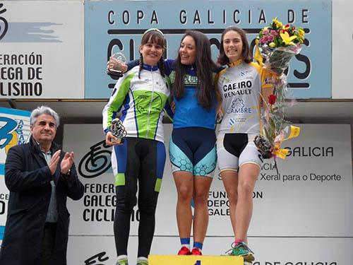 Segunda posición de Zaida González en Boiro