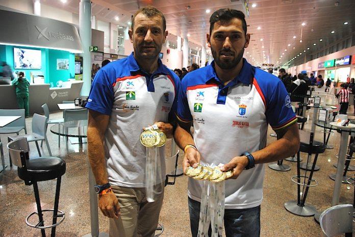 Iván Alonso y Alberto Díaz
