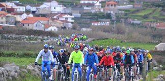 Abierto el plazo para participar en la V edición de la BTT-Chourizada que organiza el Club Ciclismo Oiense