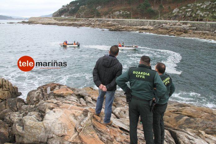 Encuentran un cadáver en Baredo, en Baiona
