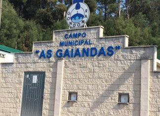 Campo Municipal de As Gaiandas