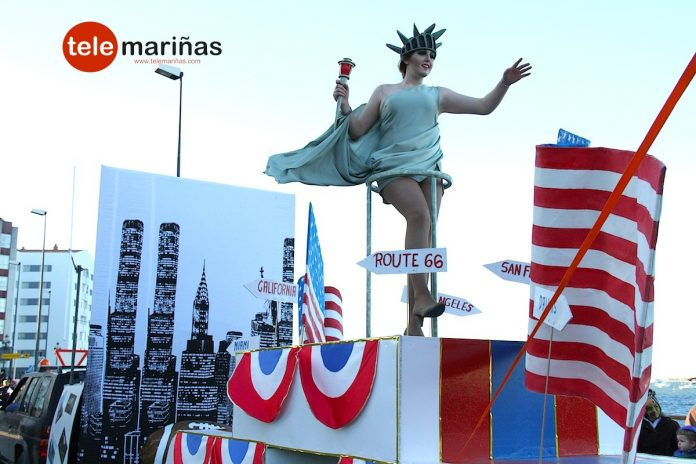 Carnaval 2015 en Baiona