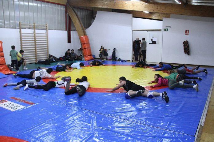 Club de Lucha Sabarís en Vigo