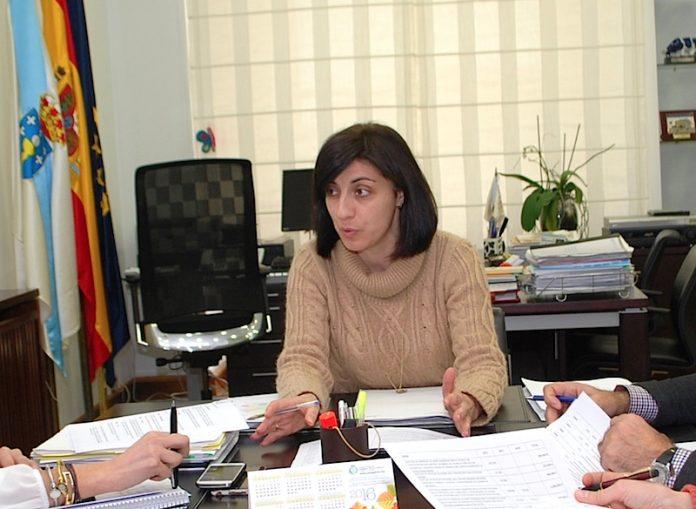 Conselleira de Medio Rural, Ángeles Mejuto