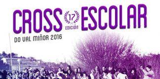 Cross Escolar en Baiona