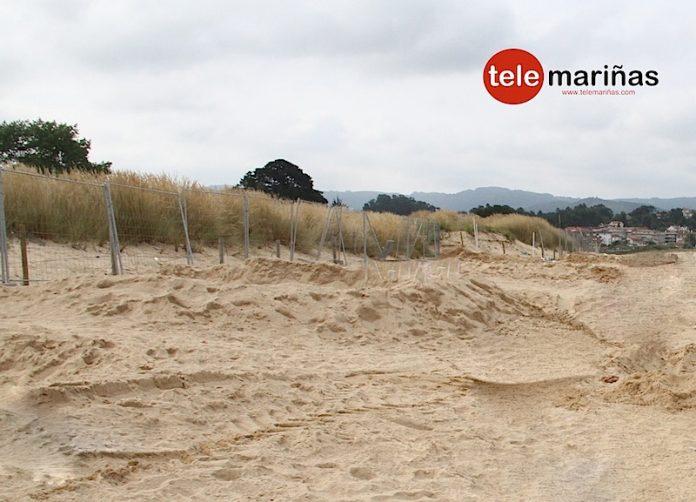 Nigrán elabora el plan de conservación del ecosistema dunar de playa América y Panxón para que sea declarado como ENIL