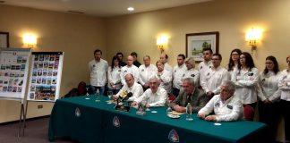 Rueda de prensa en la que se confirmó el adiós al Rally Rías Baixas
