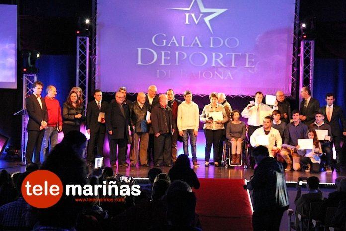 Gala deporte Baiona