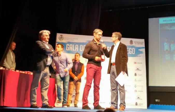 Gala de la Federación Gallega de Piragüismo