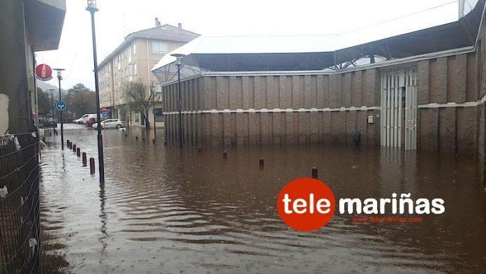 Inundaciones en Gondomar