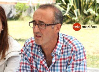 Juan González, alcalde de Nigrán
