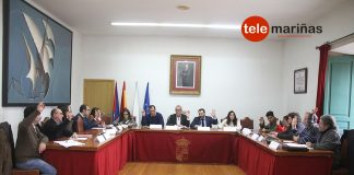 Pleno de la Mancomunidad en Baiona