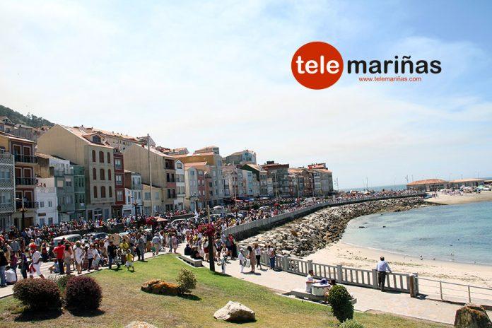 Porto de A Guarda en la Festas do Monte 2015