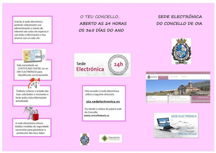 Sede Electrónica Oia