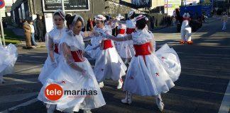 Desfile de Entroido 2016 en Baiona
