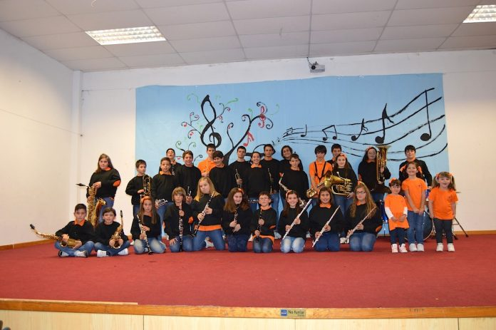 Banda Escola de Mougás