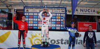Gabriel Marcelli logró la segunda posición en Alicante