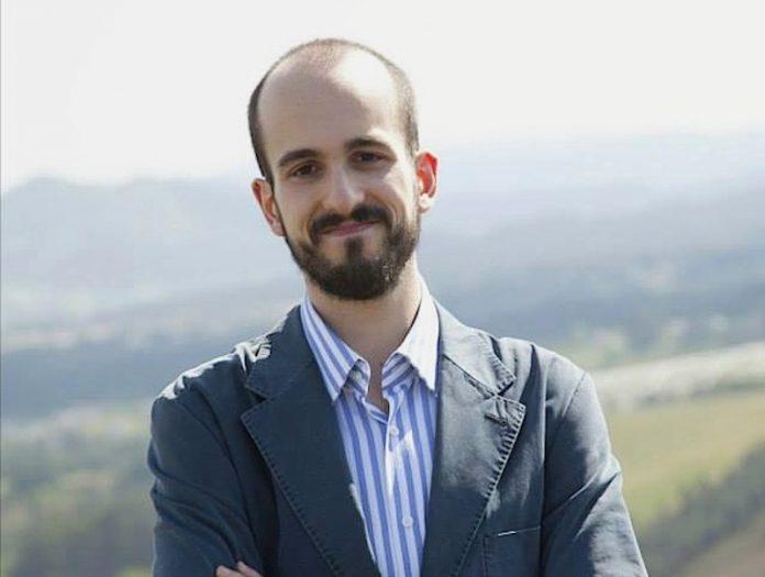 Hugo Freijeiro secretario general PSOE de Tomiño