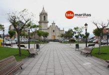 Plaza do Calvario O Rosal