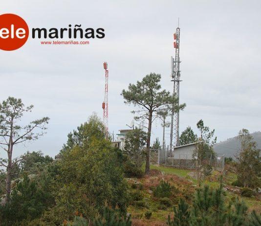 antena telefonía móvil