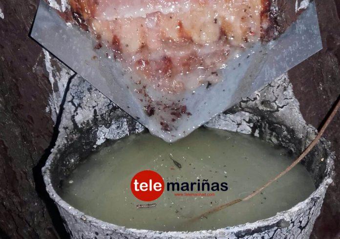 Resina en Mougás, Oia