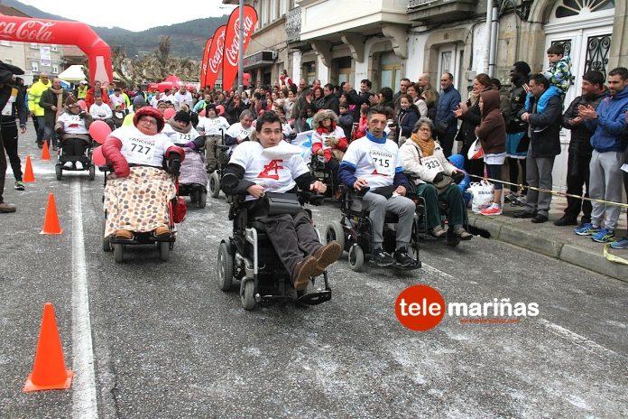 Sabarís alberga la segunda Milla de Fanconi en O Val Miñor