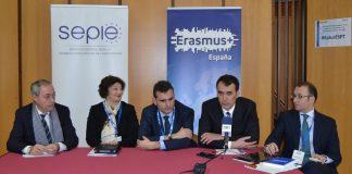 Jornada Erasmus+ de educación y formación de España y Portugal en Tui