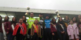 José Manuel Gutiérrez, del Rías Baixas, logra la segunda posición en el GP Primavera de Ontur en Albacete